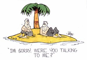 Listening-Island-Cartoon